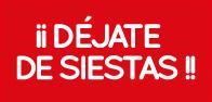 Dejate de siestas Madrid