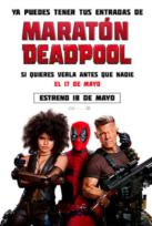 Maratón Deadpool y Deadpool 2