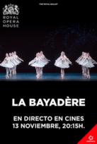 La Bayadère - BALLET LIVE ROH 18-19