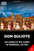 Don Quijote - BALLET LIVE ROH 18-19
