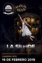 La Sílfide - BALLET BOLSHOI CAN 18-19
