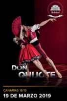 Don Quijote - BALLET BOLSHOI CAN 18-19