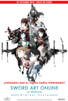 Sword Art Online La Película - Ordinal Scale